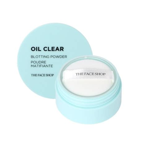 Harga The Shop Clear Blotting Powder the shop clear blotting powder q depot