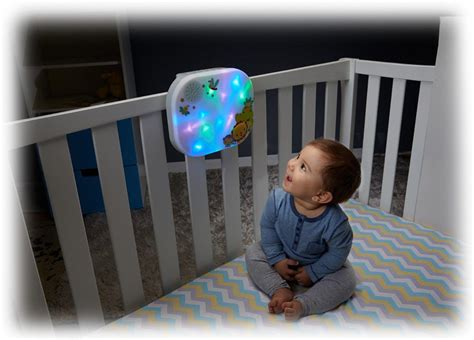 Crib And Lights by Fisher Price Light Show Crib Soothe N Play