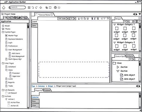 emc documentum xcp on behance