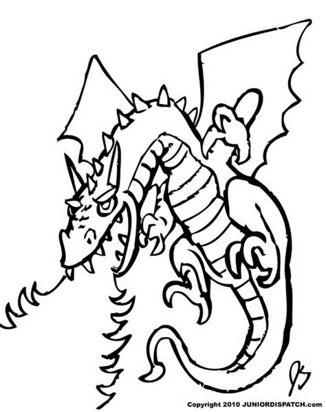 coloring pictures of dragons breathing fire fire dragon coloring pages getcoloringpages com