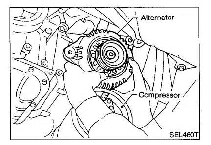 2000 infiniti i30 alternator how to change an alternator on a 2000 infinity i30