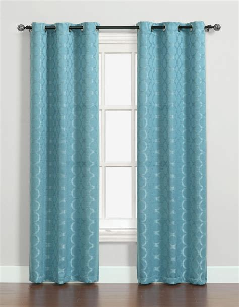 colormate curtains colormate cosmo window curtain panel set shop your way