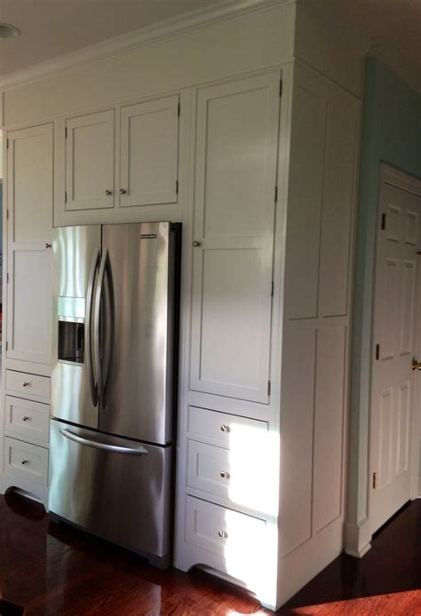 Cabinets Around Refrigerator 301 Moved Permanently