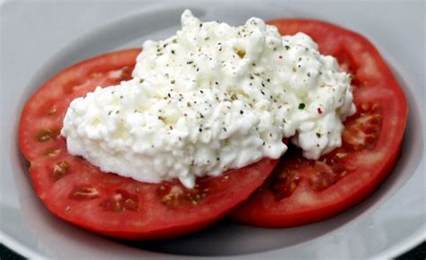 Cottage Cheese And Tomato by Cottage Cheese And Tomatoes Glycemic Load Info And