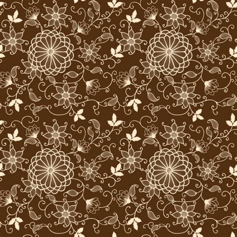 luxury floral pattern background vector set 05 vector vector flower seamless pattern background elegant texture
