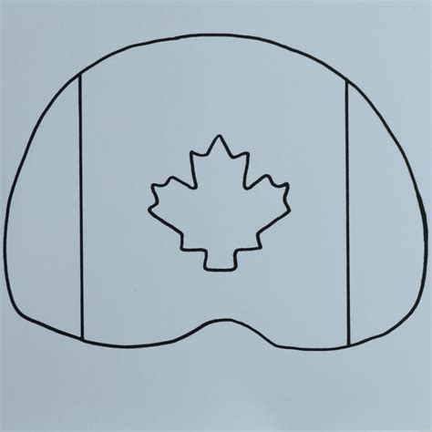 Fan And Card Template by East Coast Canada Day Fan With Free Printable