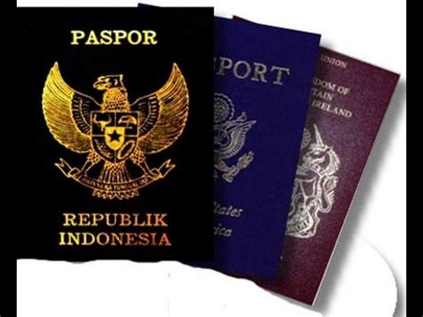cara membuat paspor youtube cara cepat membuat paspor hanya 3 jam selesai administrasi