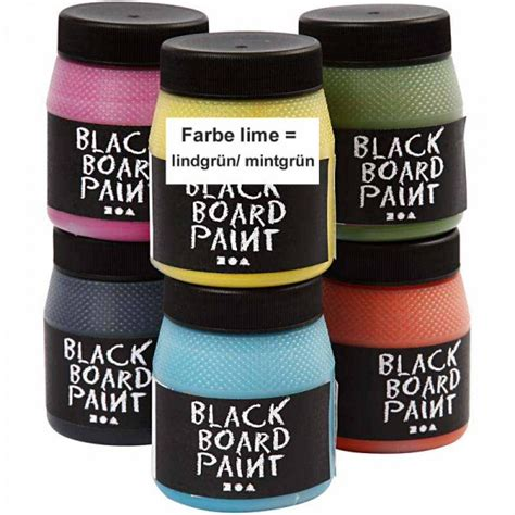 tafelfarbe auf glas tafelfarbe tafellack in 8 verschiedenen farben zur
