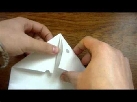 How To Make A Duck Out Of Paper - how to make duck beak with paper