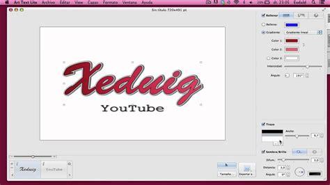 programa para ver imagenes jpg rem programa para dise 241 ar y editar textos mac youtube