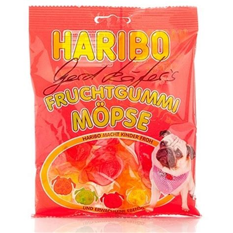 pug gummies pug gummies haribo fruchtgummi m 246 pse products packaging pug and so