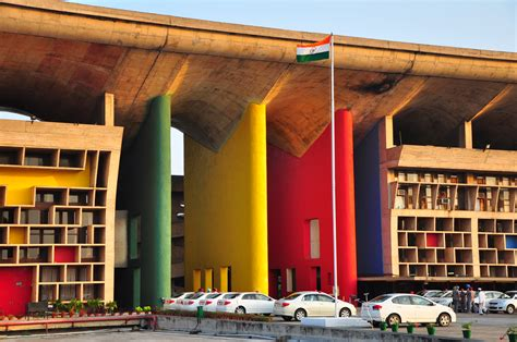 Future Building Designs by The Palace Of Justice Chandigarh Bringing Designs To Life