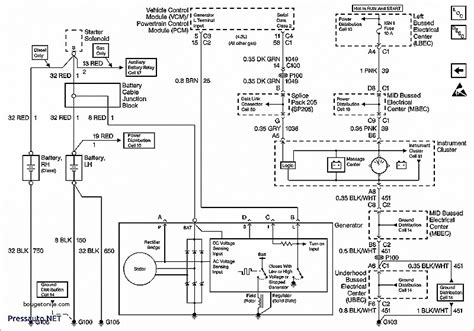 2007 chevy silverado wiring diagram wiring diagram with