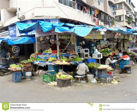 a to z vegetables colaba merchant stall in mumbai india editorial stock image