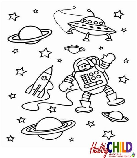 non printable space html space coloring pages printable 318488
