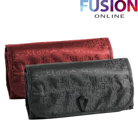 Roll And Go Makeup Tools Travel Bag roll n go makeup cosmetic bag roll up travel pouch