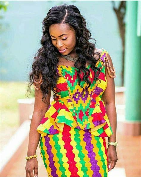 kente dresses styles 614 best fabulous kente images on pinterest african