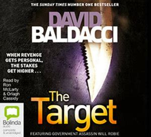 Booktopia The Target Will Robie Book 3 Audio Book
