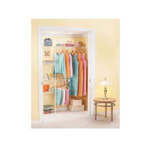 Complete Closet Organizer Closet System Rubbermaid Complete Closet Organizer