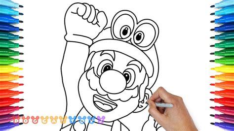 coloring pages mario odyssey mario kart yoshi coloring pages 5 yoshi coloring pages 7