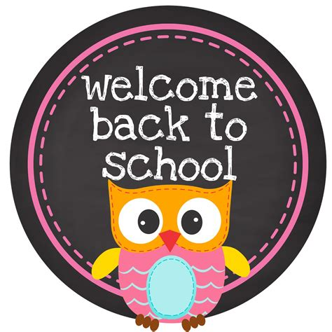 printable owl welcome sign july 2012 simply sprout