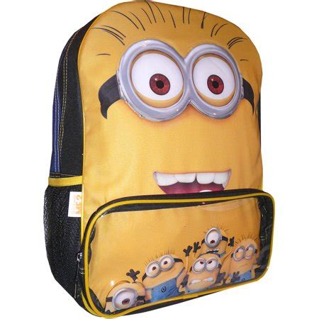 Despicable Me 16 despicable me 2 stuart 16 quot backpack walmart