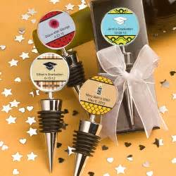 Favors Ideas For Adults by Birthday Favor Ideas Custom Bottle Stoppers