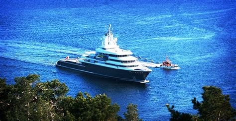 yacht luna layout superyacht luna in kristiansand norway in early 2010