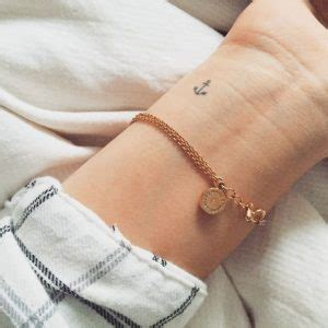 small anchor tattoo on wrist anchor wrist designs ideas and meaning tattoos