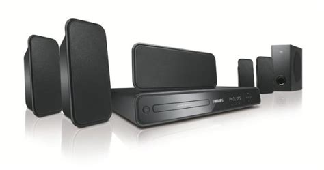 philips dvd home theater system hts3164 hdmi 1080p for