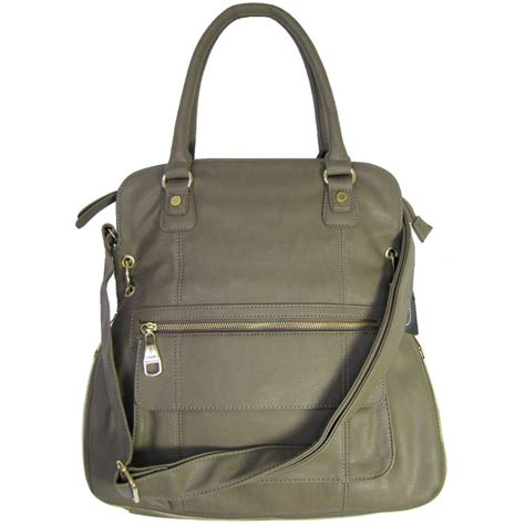 Steve Madden Tote Bags For by Steve Madden Womens 039 Bmaxie 039 Tote Bag Grey Ebay
