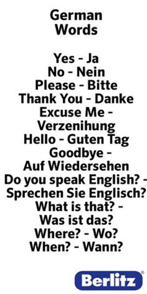 german word for 1000 images about lernen on german words and learn german