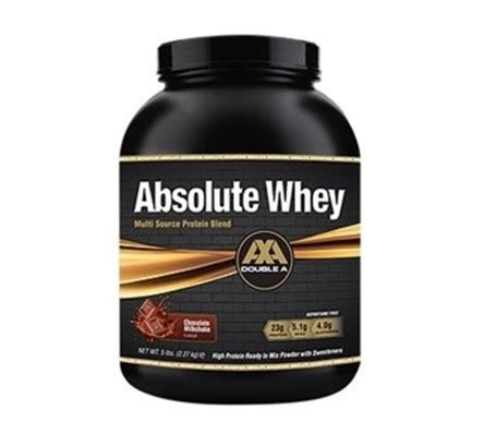 Absolute Whey absolute whey protein tozu 2 27 kg