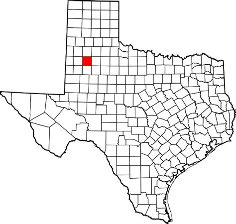 map of lubbock texas file map of texas highlighting lubbock county svg wikimedia commons
