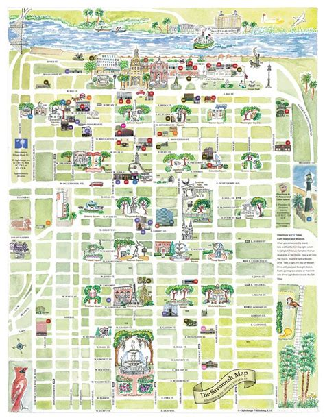 printable map historic district savannah ga 1000 images about maps of savannah ga on pinterest