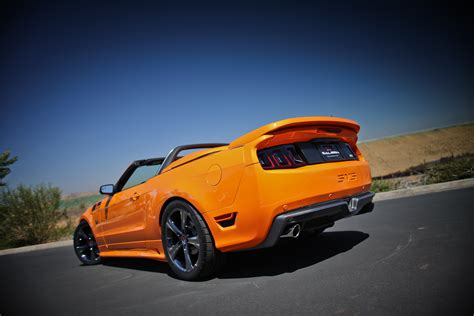 New Mustang 700 Hp by Look Saleen S All New 700 Hp S351 Mustang Stangtv
