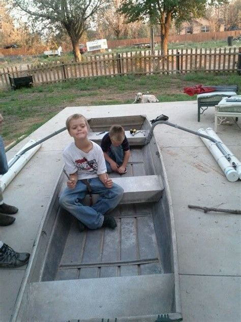aluminum boat stabilizers homemade outriggers home made stuff pinterest homemade