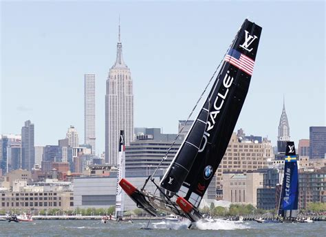 america new york city pic 2016 america s cup photos iconic america s cup sailing