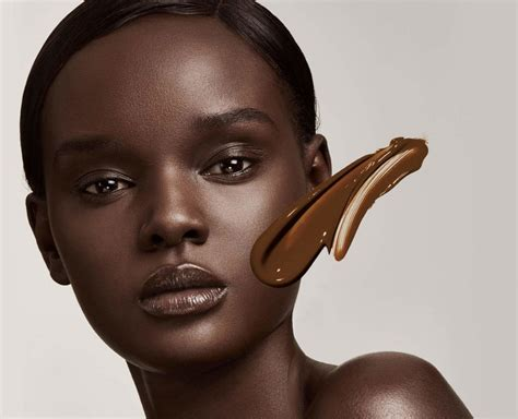 darkest skin color how to the right foundation for your skin tone fabwoman
