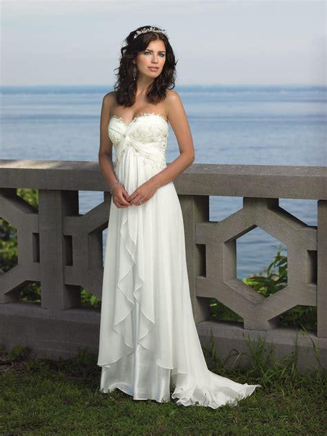 top 10 perfect beach wedding dresses of 2014