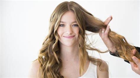 Catokan Rambut Ikal cara mudah dapatkan rambut ikal alami tanpa catokan