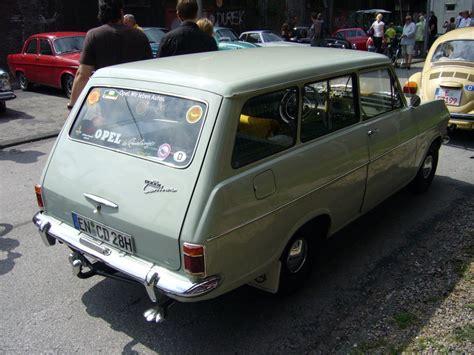 opel kadett a opel kadett a caravan gebaut m 228 rz 1963 bis juli 1965