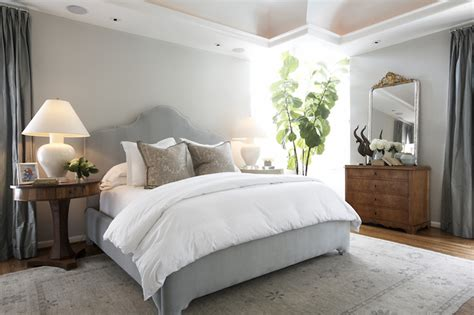 grey headboard bedroom ideas gray velvet headboard transitional bedroom ashley