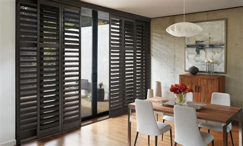 Window Treatments For Patio Sliding Glass Doors Hunter Window Treatments For Patio Slider Doors