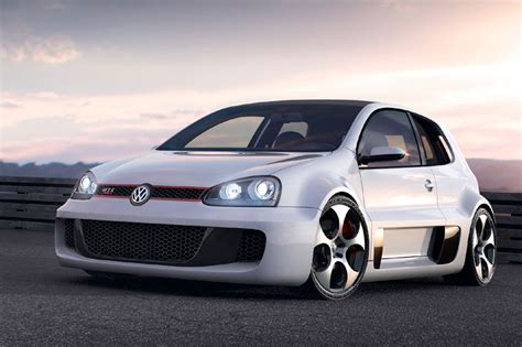 Volkswagen Golf W12 by Volkswagen Golf Gti W12 650
