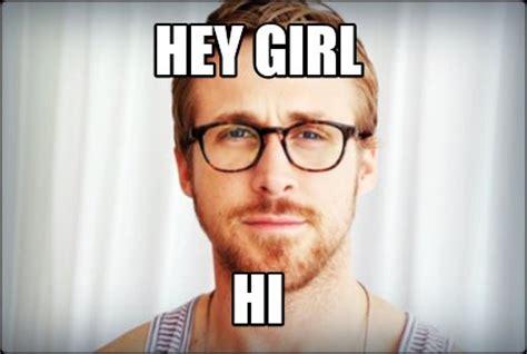 Hey Girl Meme Maker - meme creator hey girl hi meme generator at memecreator org