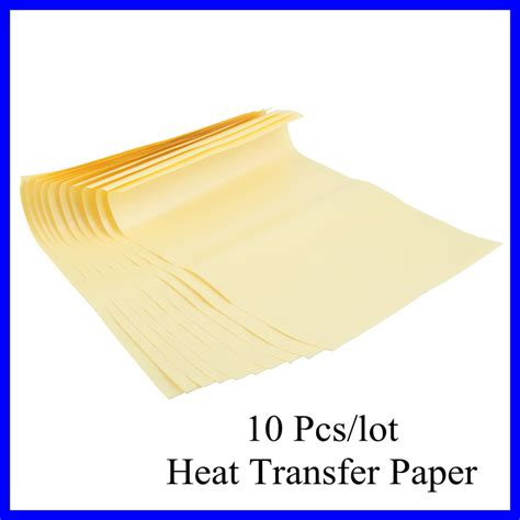 How To Make Heat Transfer Paper At Home - aliexpress buy 10pcs lot pcb thermal transfer paper