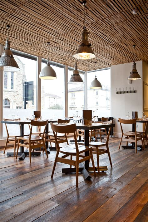 River Cottage Restaurant Bristol by River Cottage Canteen Bristol Hospitality Interiors