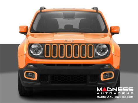 jeep renegade exterior jeep jeep renegade exterior trim kit orange madness