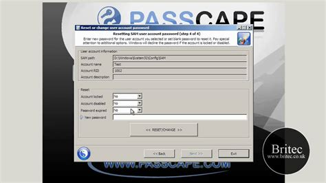 reset administrator password windows 7 youtube reset or remove forgotten windows 7 administrator password